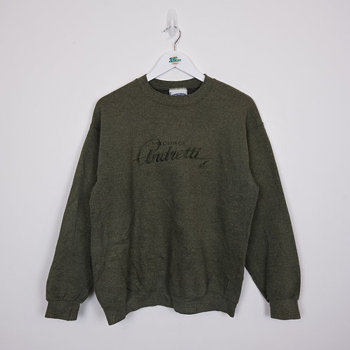 Vintage Embroidered Sweater (S)