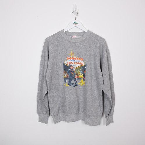Vintage Disney Las Vegas Sweatshirt (M)