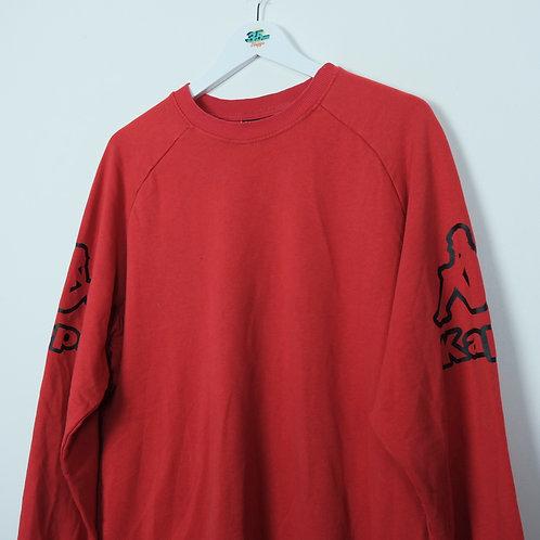 Kappa Arm Logo Sweatshirt (L)