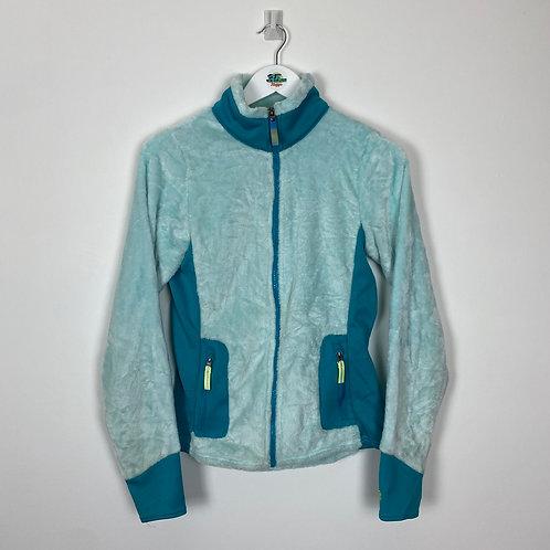 Turquoise Champion Fleece (S)