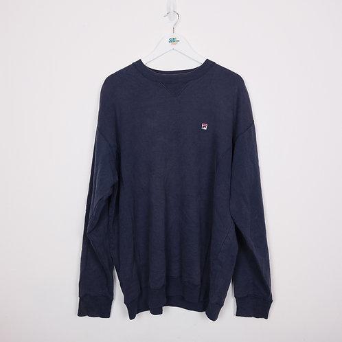Fila Small Logo Sweater (XL)