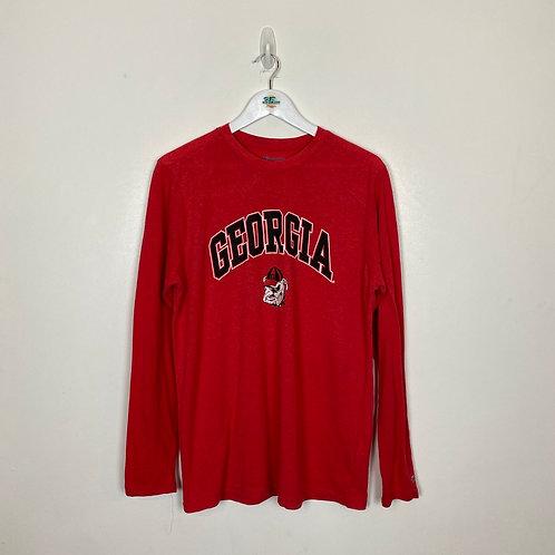 Champion 'Georgia' LS Tee (L)