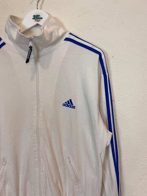 Blue Adidas Track Jacket (S)