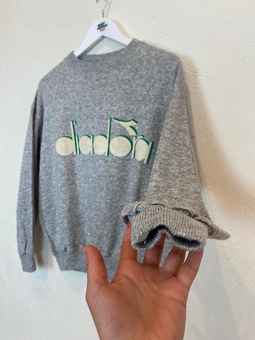 Diadora Grey Sweater (M)