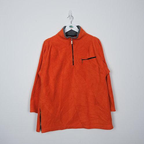 Orange Fleece (S)
