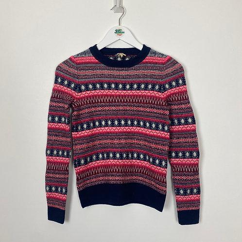 Vintage Boutique by Jageur Merino Wool Jumper (Women's UK 4-6)
