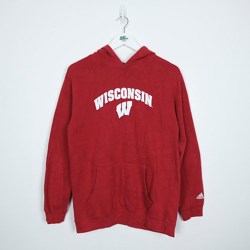 Wisconsin Hoodie (L Youth)