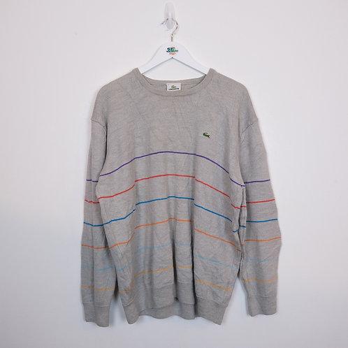 Lacoste Striped Knit (L)
