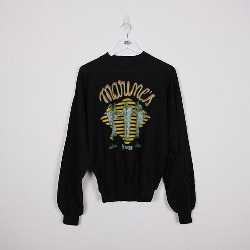 Vintage Graphic Sweatshirt (M)
