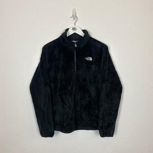 The North Face Black Teddy Fleece (Women's M/XL)