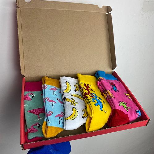 Funky Socks Box