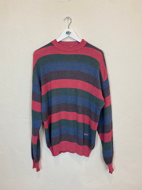 Striped Levi's Knit (M)