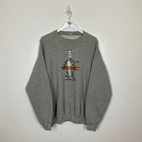 Vintage Tigger Sweater (XL)