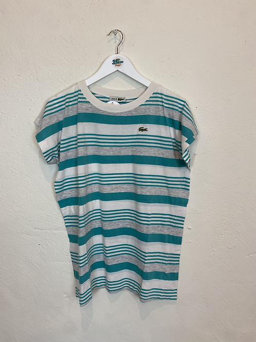 Stripped Lacoste Tee (S)