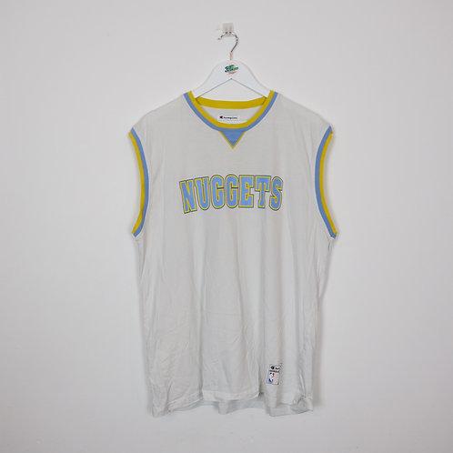 Vintage Denver Nuggets Vest (XL)