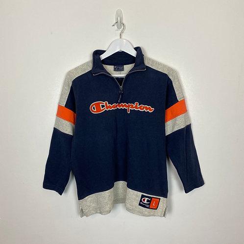 Champion 1/4 Zip Sweater (Kids 11-12)