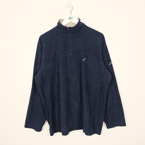 Vintage Nautica Fleece (L)