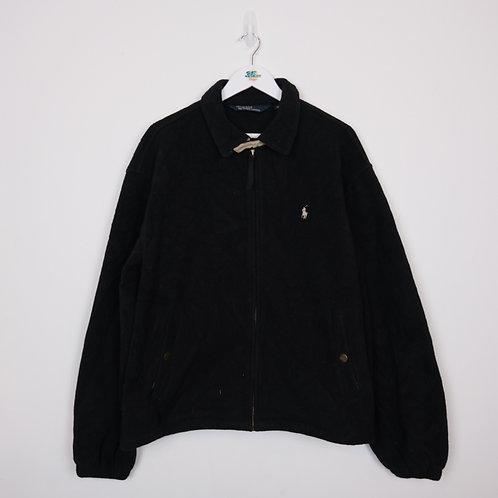 Vintage Ralph Lauren Fleece Coat (XL)