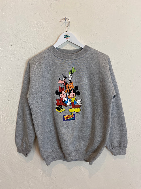 Vintage Mickey Mouse & Friends Sweater (S)