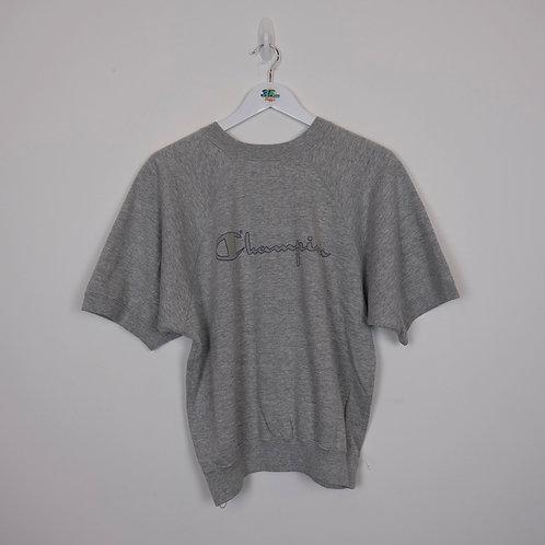 Vintage Champion T-Shirt Sweater (M Women's)