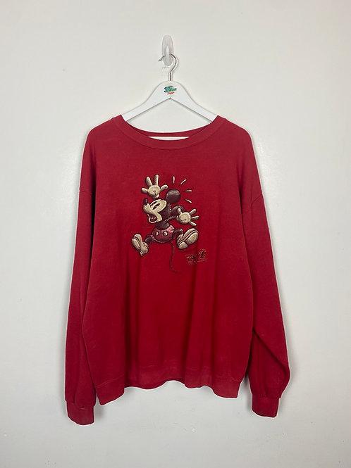 00's Mickey Mouse Sweatshirt (XL)