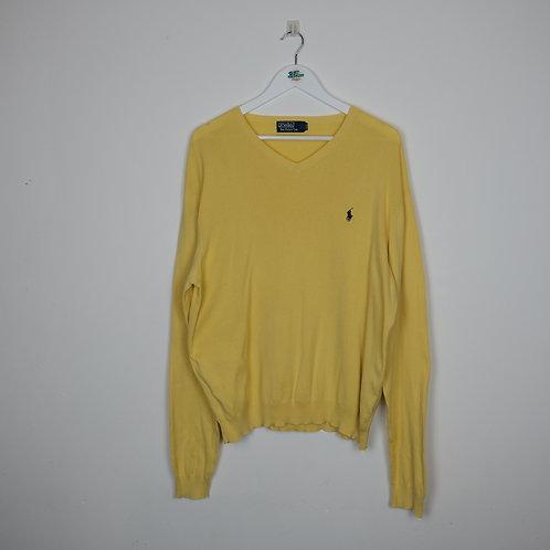 Vintage Ralph Lauren Sweater (XL Women's)