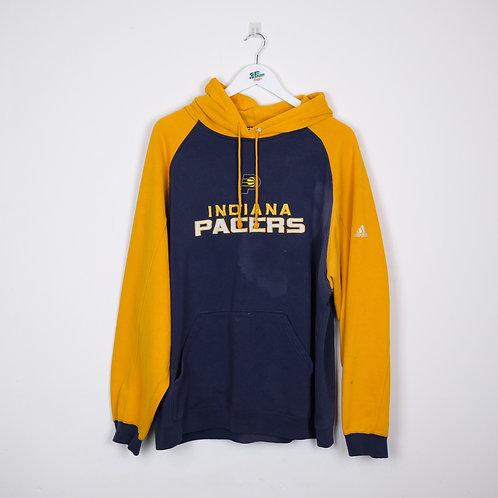 Vintag Adidas Pacers Hoodie (XL)
