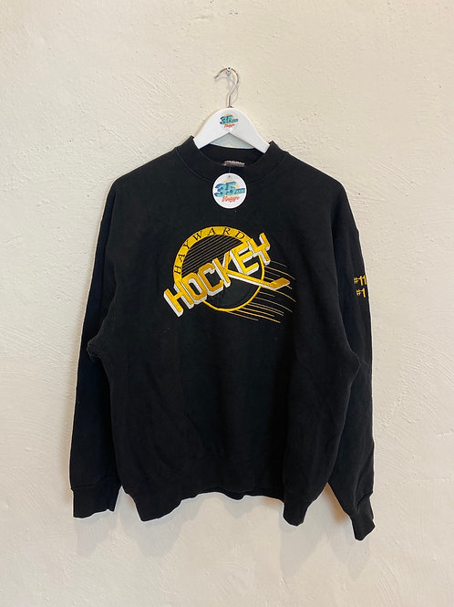 Embroidered Hockey Jumper (L)