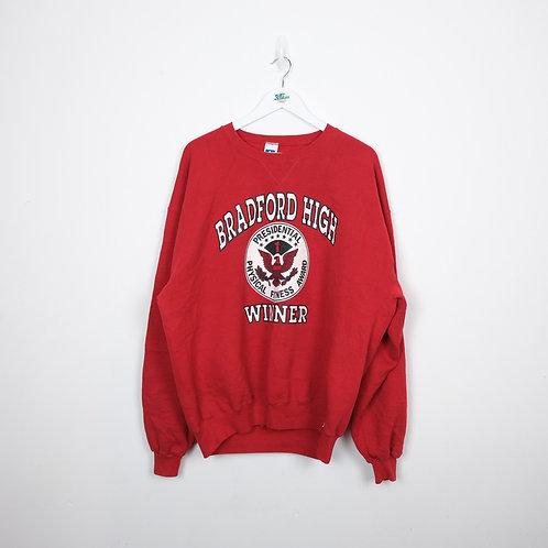 Vintage Bradford High Sweater (XL)