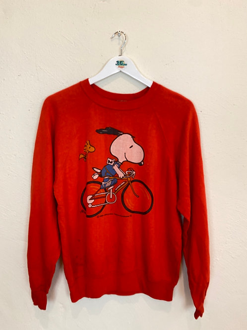 Snoopy Dog 90's Sweater (S)