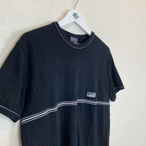 Versace Black T-shirt (XXL)