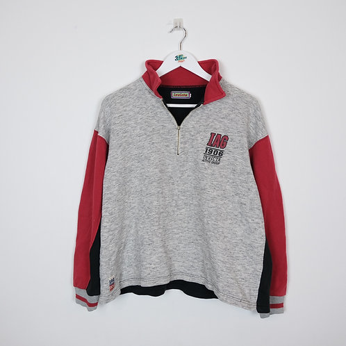 Invicta 1/4 Zip Sweater (XS)