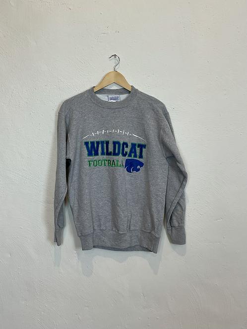Wildcat Football Sweatshirt (S)