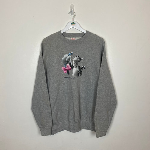 Vintage Disney Tigger Sweater (L)