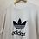 Thumbnail: 90's Thick Material Adidas T-shirt (M)