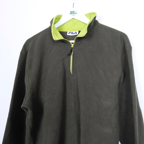 Fila 1/4 Zip Fleece (L)