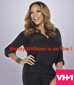 Wendy Williams Is On Fire!