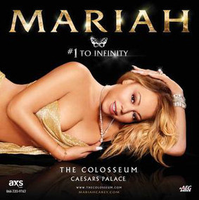 Mariah Carey: #1 To Infinity Tour 2