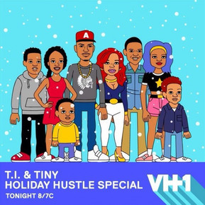 T.I. & Tiny Holiday Hustle Special