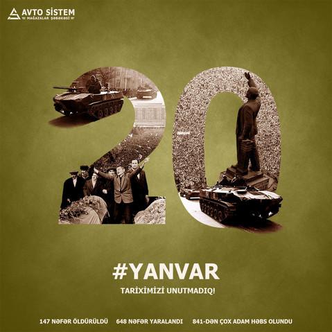 #Yanvar