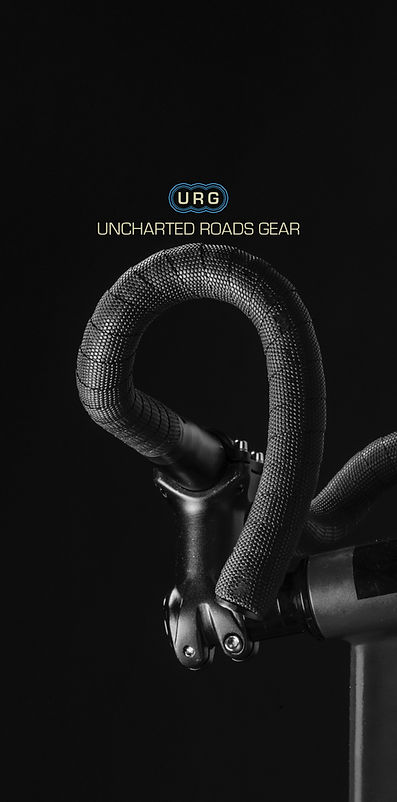 urg uncharted roads gear logo