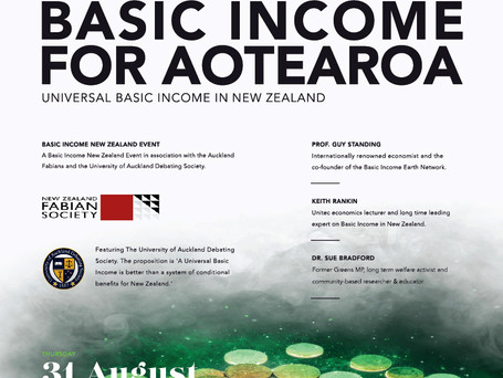 A Basic Income For Aotearoa - Event