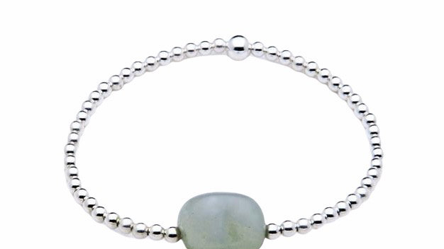 New Jade Gemstone Bracelet
