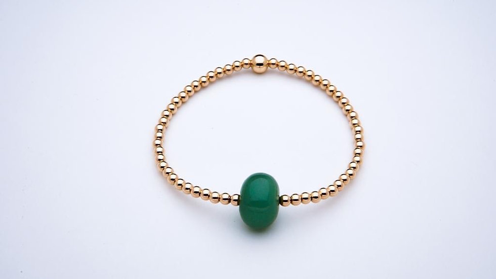 Aventurine Gemstone Bracelet