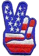 Victory Salute Flag