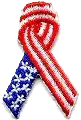 Stars and Stripes Ribbon