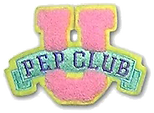 Chenille-Patch-with-embroidery-PEP-CLUB-