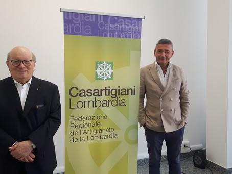 Economia e Mercato del Lavoro – L'analisi di Bettini e Sangalli di Casartigiani Lombardia