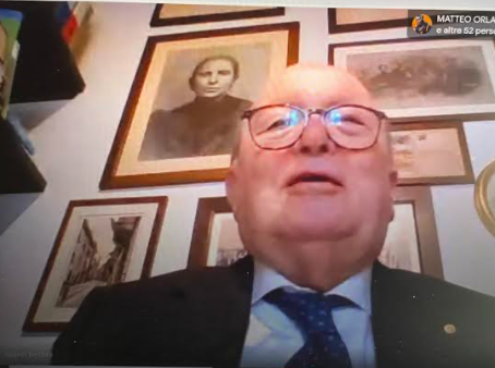 INTERVENTO DEL PRESIDENTE REGIONALE MARIO BETTINI.