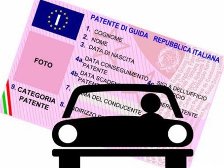 Nuova proroga per il rinnovo della patente e la revisione dell'auto.